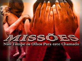 Missões um Dom de Deus!