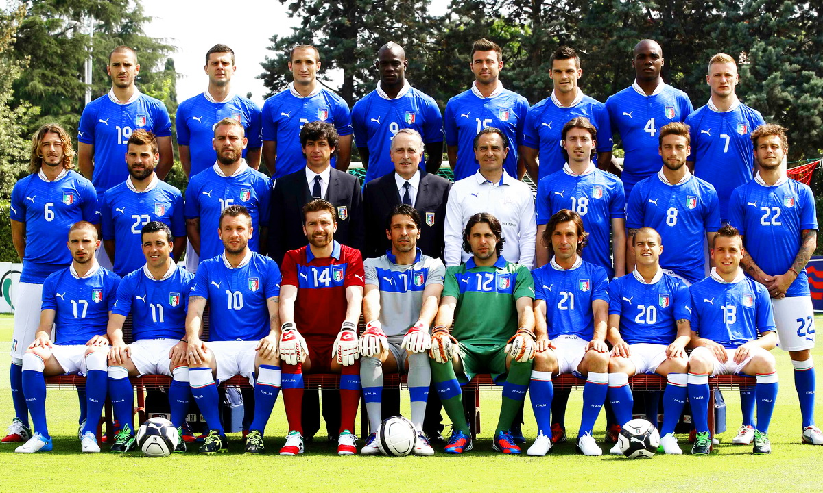 World Cup 2018 Draw: With No U.S. Mens National Team, Who Italian soccer team pictures