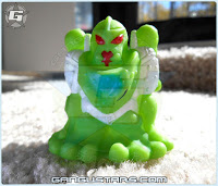 Beast Wars Second Diver Kabaya candy toy Transformers art artwork