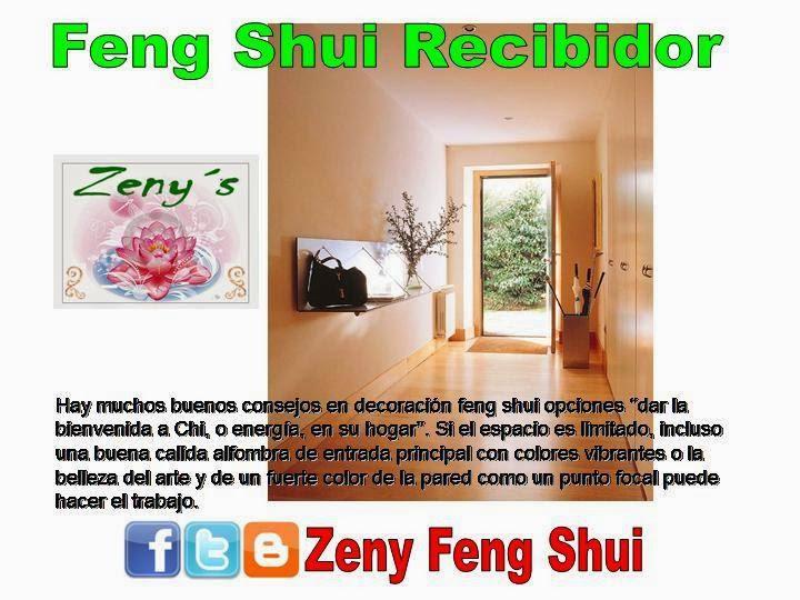 Feng shui recibidor y living for Colores para living comedor feng shui