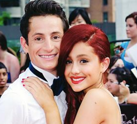 Big Brother 16 Frankie Grande Ariana Grande