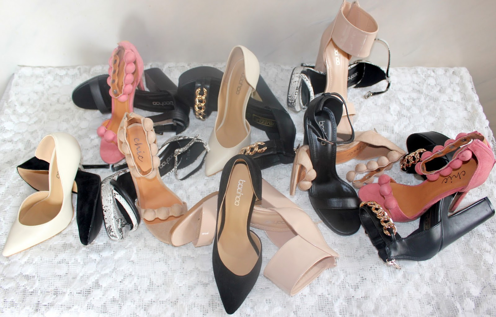 Shoe Haul - Boohoo
