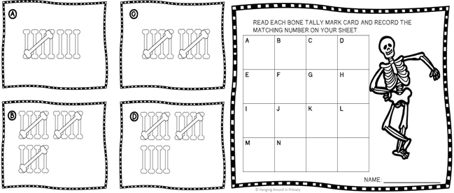 http://www.teacherspayteachers.com/Product/Halloween-Math-Centers-FREEBIE-1482849