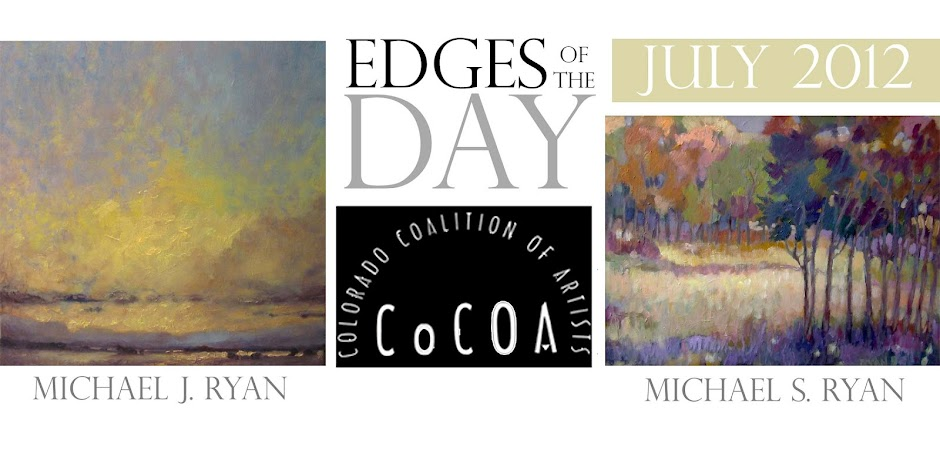 Edges of the Day (Artwork by Michael S. Ryan and Michael J. Ryan