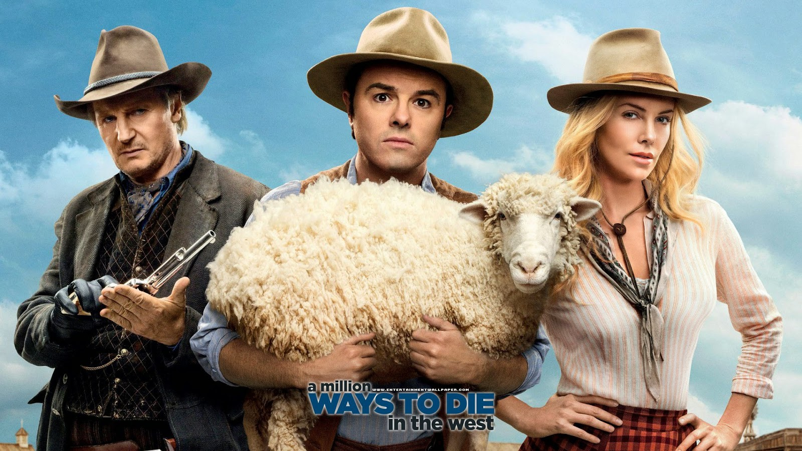 Best Comedy Movies of 2014 A million ways to die