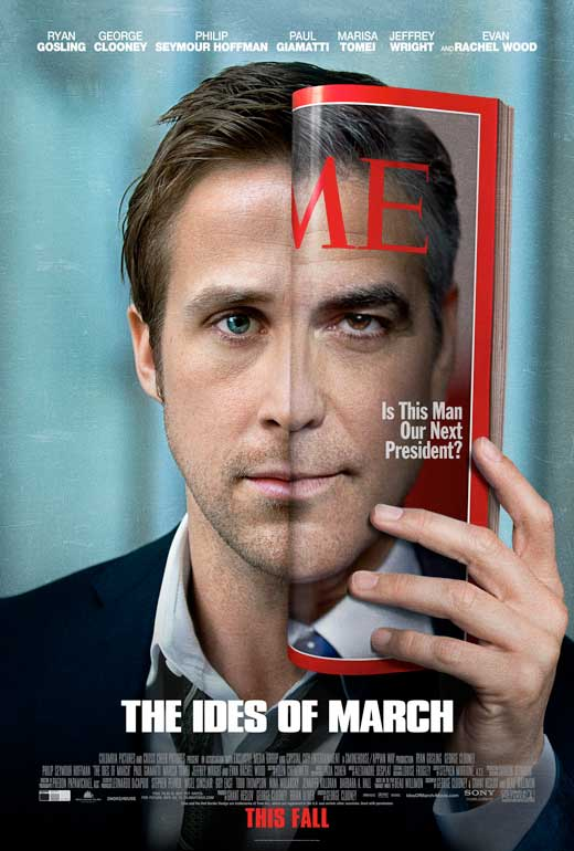 ides of march movie review •the artist tops nominations with six • the help and the descendents trail with five each • moneyball and midnight in paris, the ides of march and 50/50 clock.