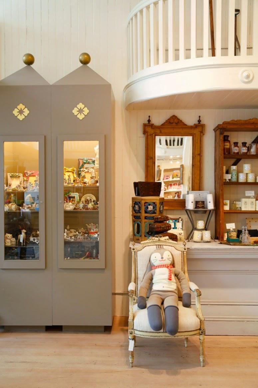 Negocios bonitos una tienda infantil y mucho m s decoracion - Tiendas de decoracion vintage ...