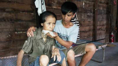 bo giang duong lam thue nuoi me