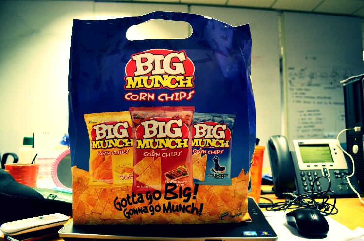 Big Munch Corn Chips
