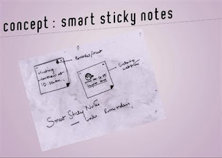 Windows 8 Smart Notes