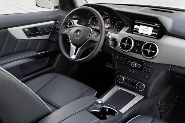 2013 Mercedes GLK