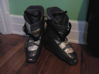 ski boots for sale salomon