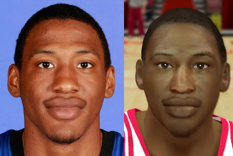 NBA 2K14 Robert Covington Face Mod