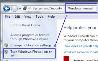 Windows Firewal