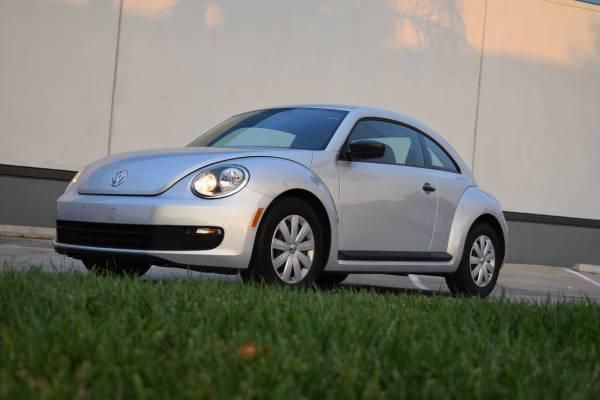 2012 Volkswagen Beetle Clean Title Low Miles