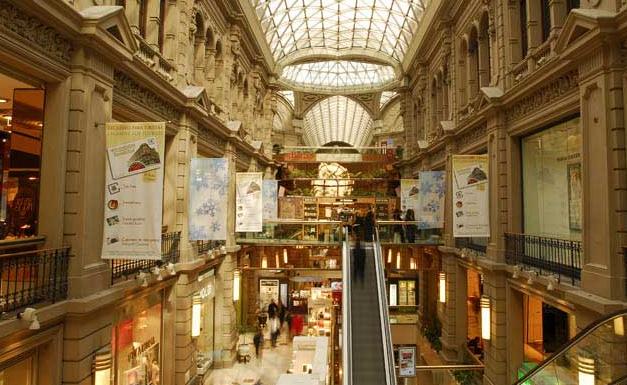 galerias pacifico em Buenos Aires