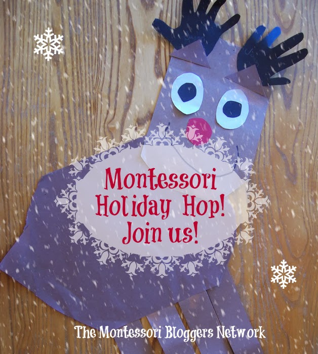 Montessori Holiday Hop