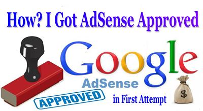 Approve Google Adsense Fast 2016