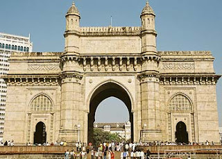 gateway of india at mumbai