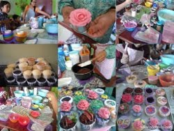 KELAS DEKO CUPCAKE