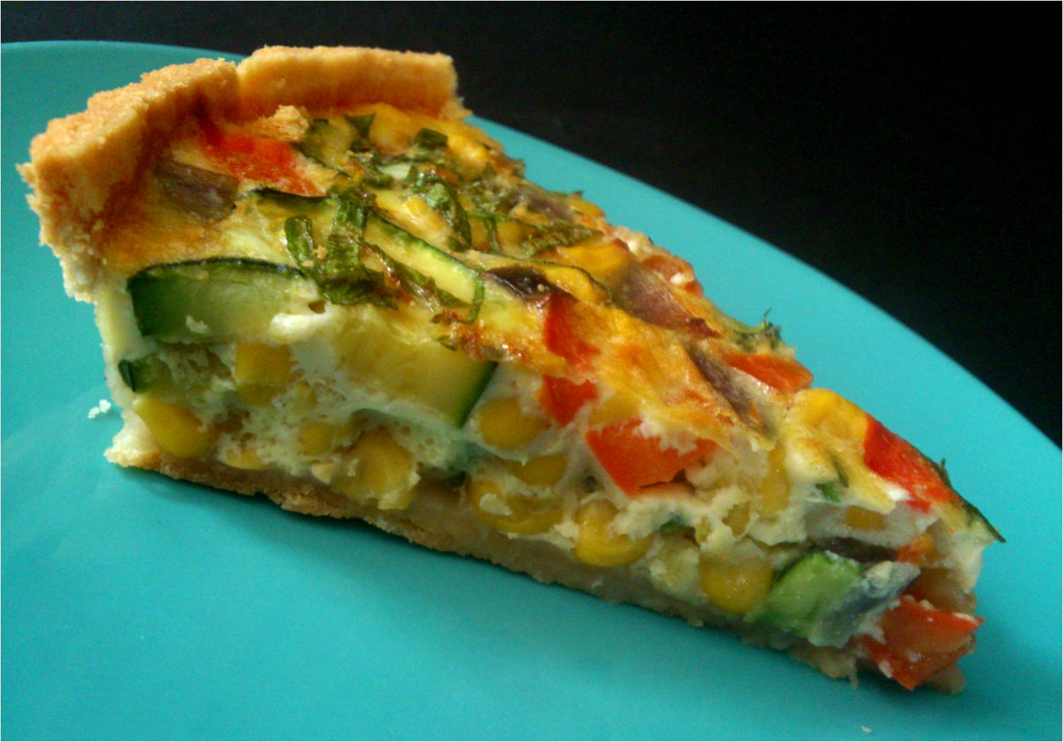 Utterly Scrummy Food For Families Vegetable Quiche
