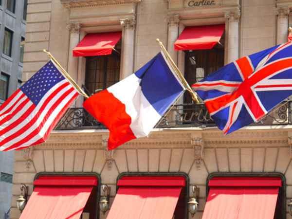 Aliansi AS-Inggris-Prancis