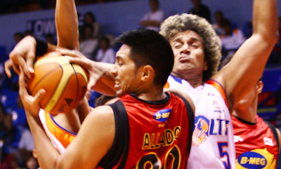 Asi Taulava's Defense