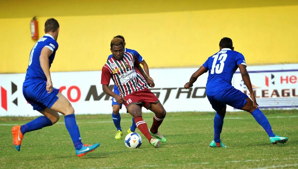 Mohun Bagan 0-0 Bengaluru FC - Federation Cup