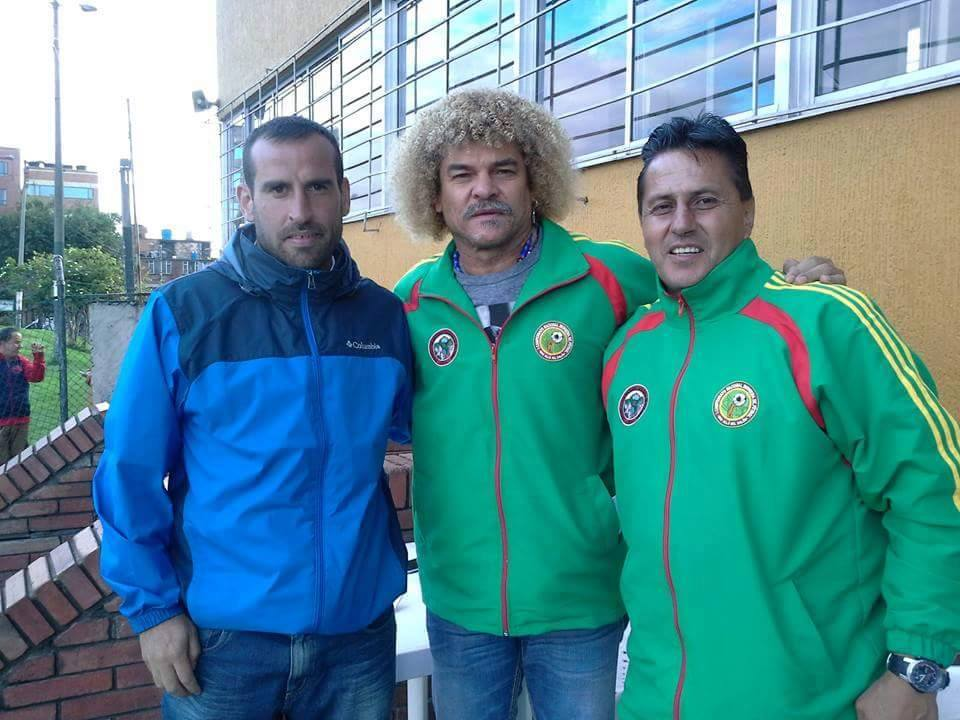 Selección Colombia Aborigen 2015