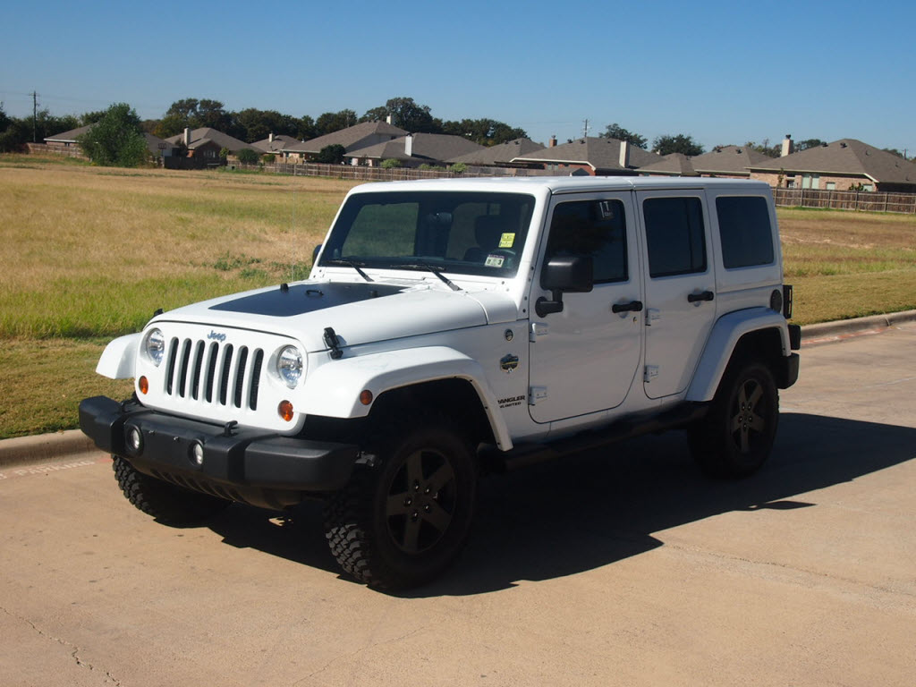 2012 Jeep Wrangler Unlimited Fuse Box Wiring Library 2014 Diagram Sahara Arctic Edition Only 3k Miles Call Troy Young Dfw Dealership Mike