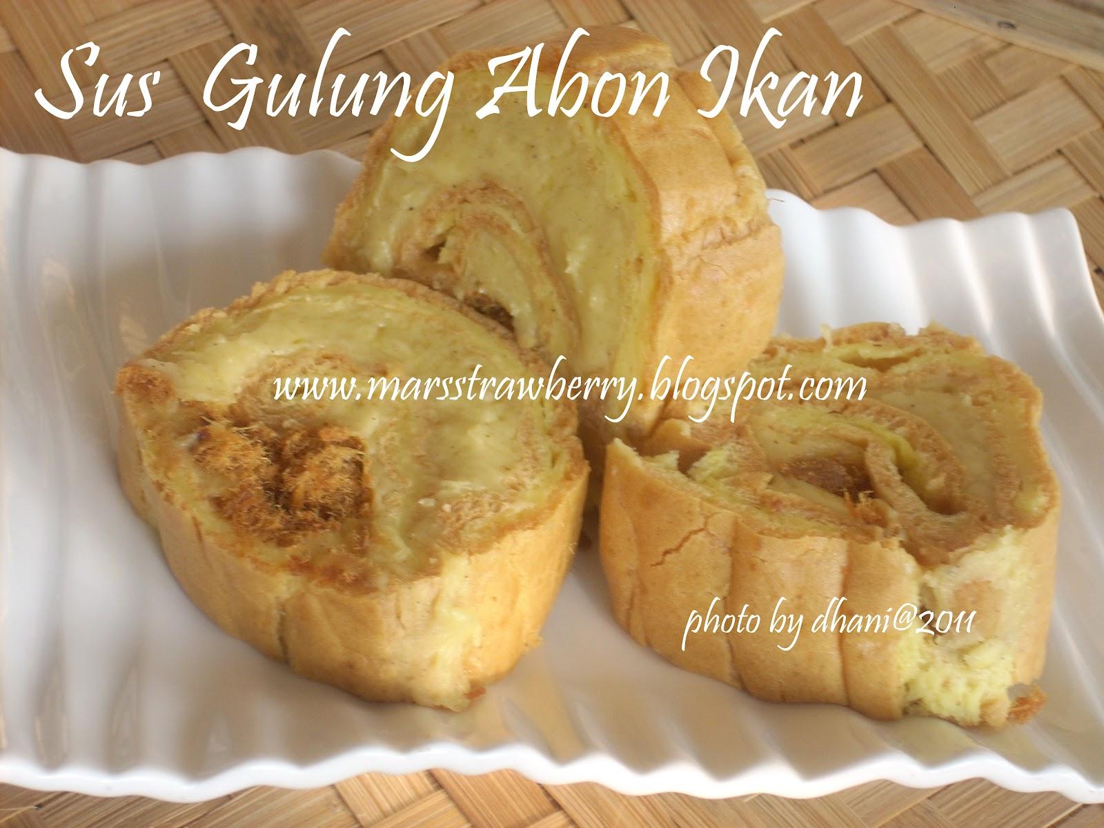 Cake Gulung Pelangi Picture