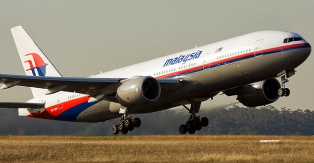 Kapal Terbang MAS hilang dari radar. | LIFE JOURNEY