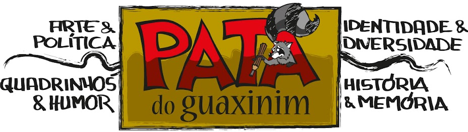 Pata do Guaxinim
