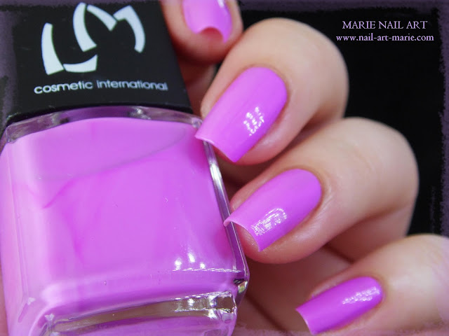 LM Cosmetic Purple Twist10