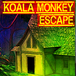 Games4King Koala Monkey Escape