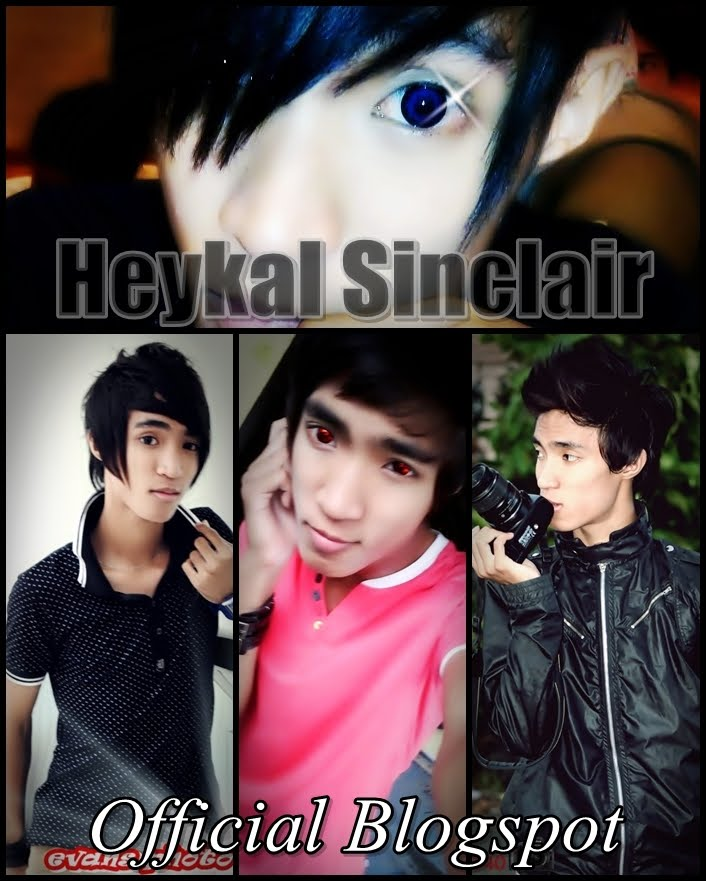 ♥welcome to heykal official blogger♥
