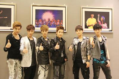 Foto EXO-M