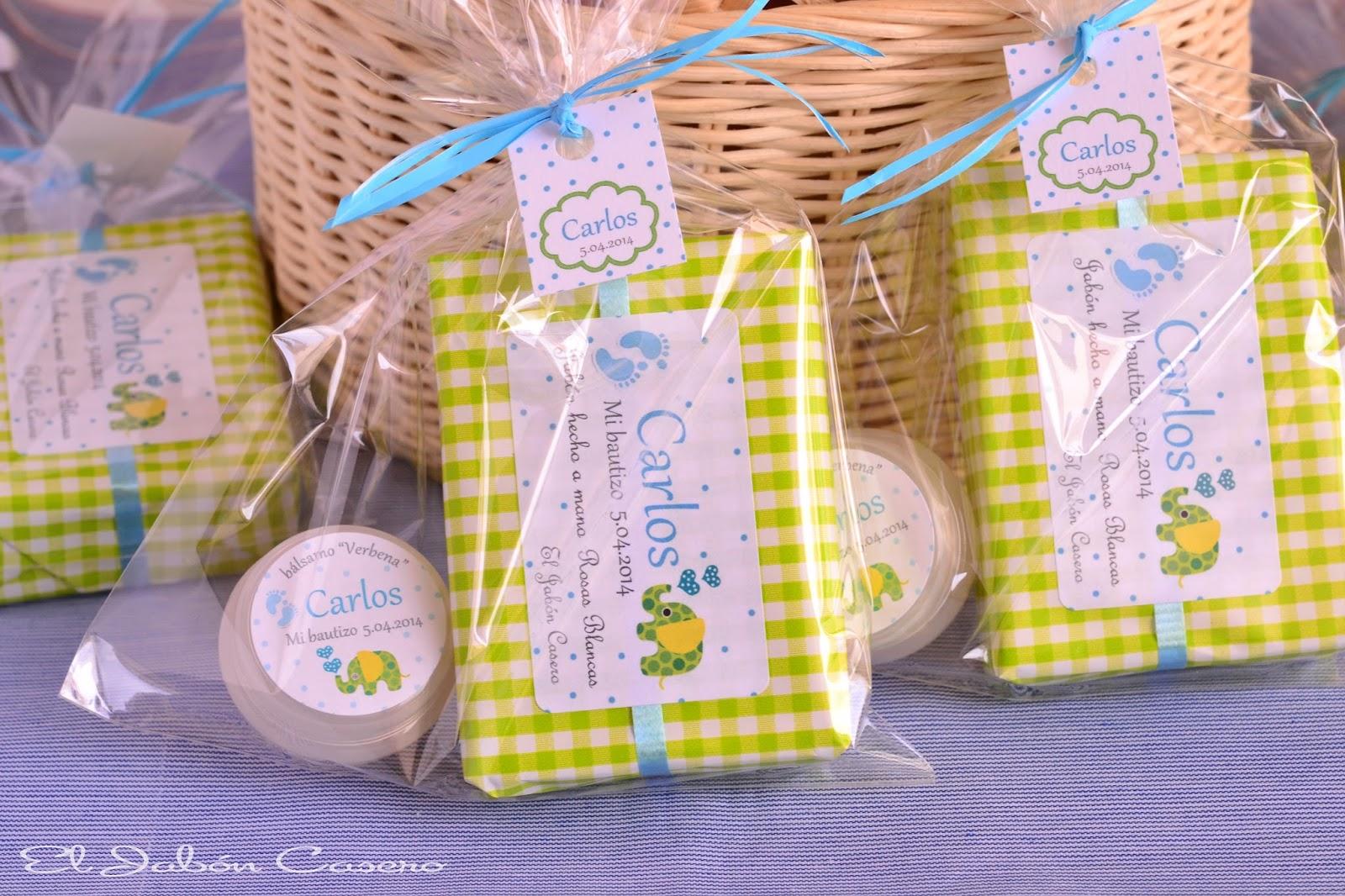 Bautizos detalles personalizados velas jabones y b lsamos - Que regalar en un bautizo ...