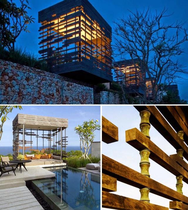 Build house home: pool cabana inspiration