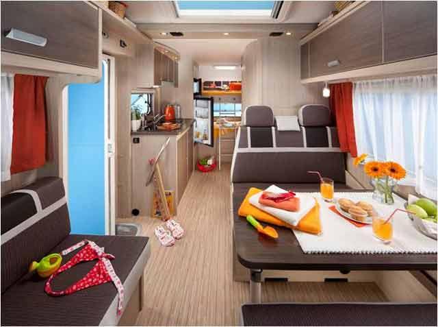 Not for boring autocaravanas de dise o - Decoracion interior caravanas ...