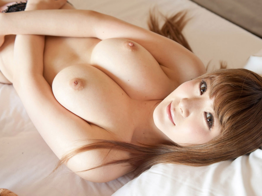 Busty Asian Topless 54