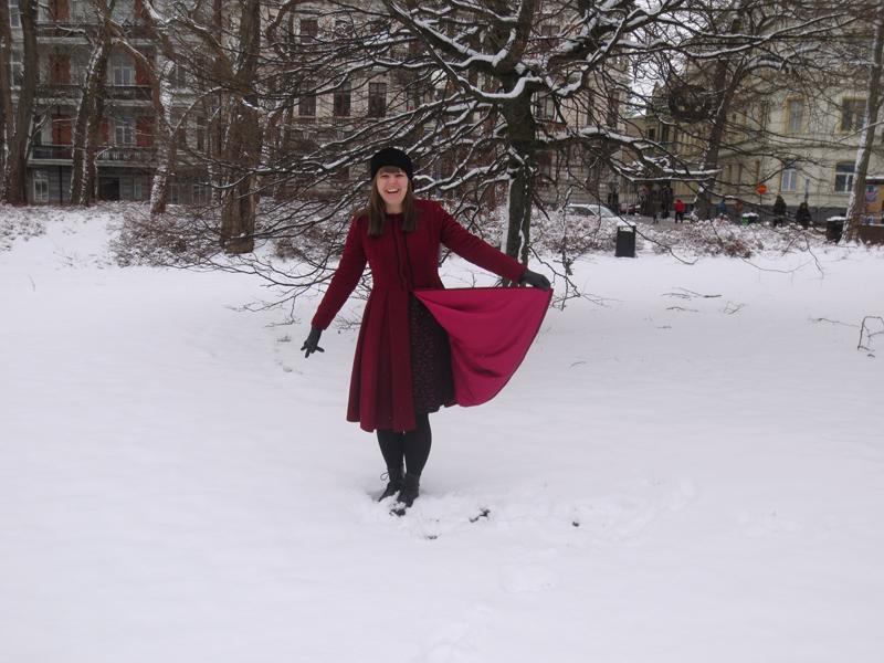 Vinterkappa
