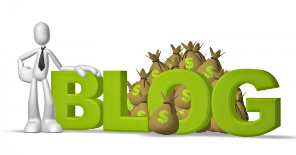 What does it takes to drive money from a blog?