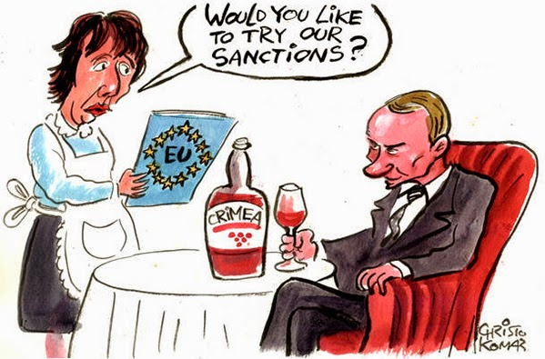 The European Union has prolonged sanctions against persons involved in the Russian aggression