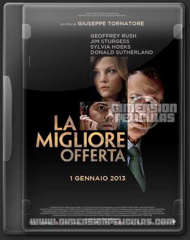 The Best Offer (BRRip HD Inglés Subtitulada) (2013)