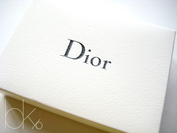 Sephora 500 Dior point perk 2012