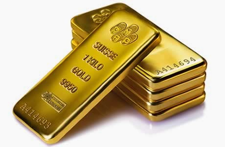 2014 gold price rally fades as ETF investors, hedge funds exit market
