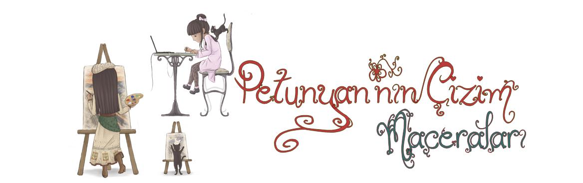Petünya'nın Çizim Maceraları