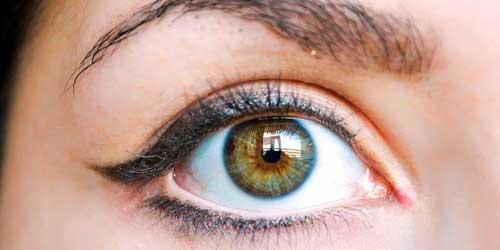 delineado para unos ojos enormes
