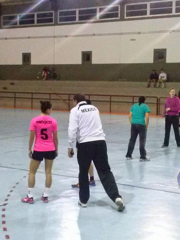 México handball en Uruguay | Mundo Handball